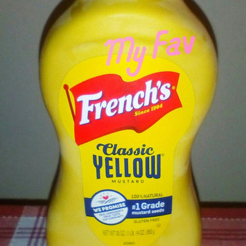 Photo of French's Classic Yellow Mustard uploaded by Rosaly N.