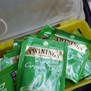 Photo of TWININGS® OF London Green Tea Bags uploaded by Noor J.