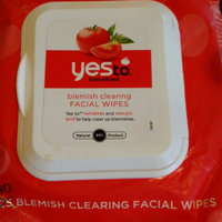 Yes To Tomatoes Blemish Clearing Facial Wipes uploaded by Meg W.