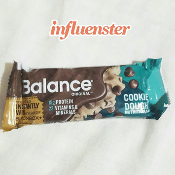 Photo of Cookie Dough Balance Bar® uploaded by Abdel B.