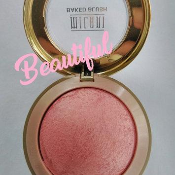 Photo of Milani Baked Powder Blush uploaded by Adeline P.
