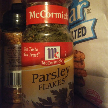 Photo of McCormick® Parsley Flakes uploaded by Devin H.