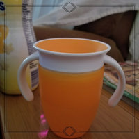 Munchkin Miracle 360 Degree 7 Ounce Trainer Cup - 2 Pack uploaded by ana g.