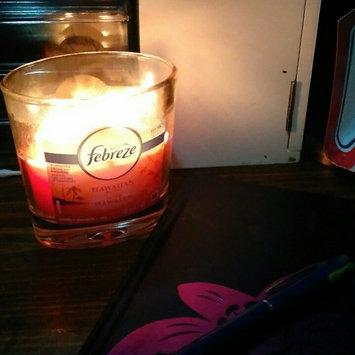 Photo of Candle Febreze Scented Candle Hawaiian Aloha Air Freshener (1 Count, 4.3 oz) uploaded by Shaina C.