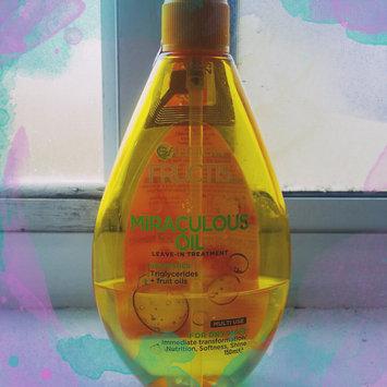 Photo of Garnier Fructis Marvelous Oil Deep Nourish uploaded by Steph J.