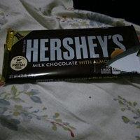 Hershey's  Milk Chocolate with Almonds uploaded by Shaina C.