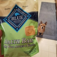Blue Buffalo Health Bars Apples & Natural Yogurt Biscuits for Dogs 1lb uploaded by Brandon M.