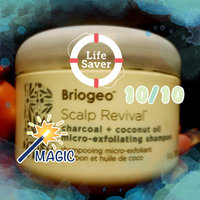 Briogeo Scalp Revival Charcoal + Coconut Oil Micro-Exfoliating Shampoo uploaded by Nicole A.