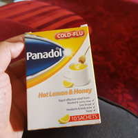 Panadol® Cold+Flu Non-Drowsy Pain Reliever/Fever Reducer/Nasal Decongestant Caplets 50-2 ct Packets uploaded by Noor J.