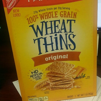 Photo of Nabisco Wheat Thins Original Crackers uploaded by Allison C.