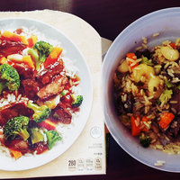 Healthy Choice Cafe Steamers Asian Inspired Beef Teriyaki uploaded by Angel P.