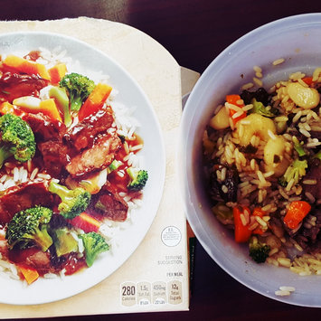 Photo of Healthy Choice Cafe Steamers Asian Inspired Beef Teriyaki uploaded by Angel P.