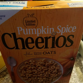 Photo of Cheerios Pumpkin Spice Cereal uploaded by Dominique C.