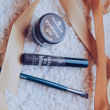 Photo of Essence Make Me Brow Eyebrow Gel Mascara uploaded by Jannat H.