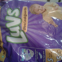 Luvs with Ultra Leakguards Size 5 Diapers uploaded by Victoria E.