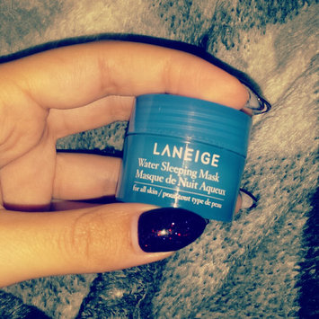 Photo of LANEIGE Water Sleeping Mask uploaded by Cat D.