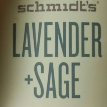 Photo of Schmidt's Deodorant Lavender + Sage Deodorant uploaded by Victoriahope M.