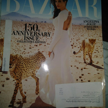 Photo of Harper's Bazaar uploaded by Stephanie L.