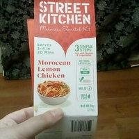 Street Kitchen Moroccan Lemon Chicken Moroccan Scratch Kit, 9 oz uploaded by Carrie L.