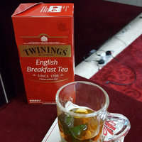 Twinings Classics Naturally English Breakfast Tea -- 50 Tea Bags uploaded by Noor J.