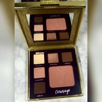 Photo of tarte Double Duty Beauty Day/Night Eye & Cheek Palette uploaded by Michela C.