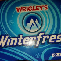 Wrigley's Winterfresh Gum uploaded by Miriah L.
