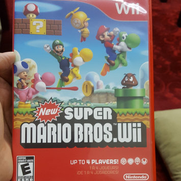 Photo of Nintendo New Super Mario Bros. Wii - Rvlpsmne uploaded by Noor J.
