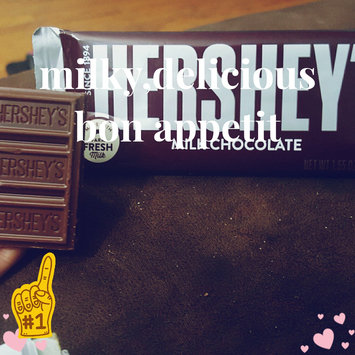 Photo of Hershey's® Milk Chocolate uploaded by Jaylin P.