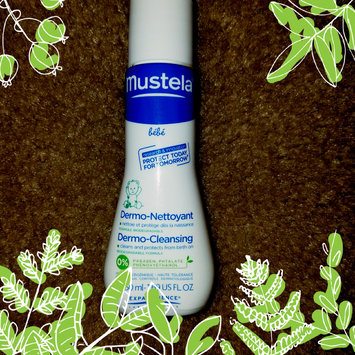 Photo of Mustela Dermo-Cleansing, 16.9 oz uploaded by Miriah L.