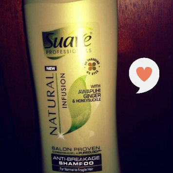 Photo of Suave® Professionals Natural Infusion Shampoo, Awapuhi Ginger and Honeysuckle uploaded by Jenniffer M.