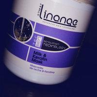 Linange Milk & Keratin Mask 1000ml(SEALED JAR WITH PLASTIC TUBE!!!) uploaded by Jenniffer M.