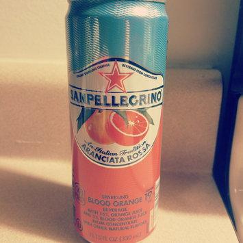 Photo of San Pellegrino® Aranciata Rossa Sparkling Blood Orange Beverage uploaded by Amber M.