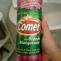 Comet with Bleach Lavender Fresh uploaded by Patricia J.