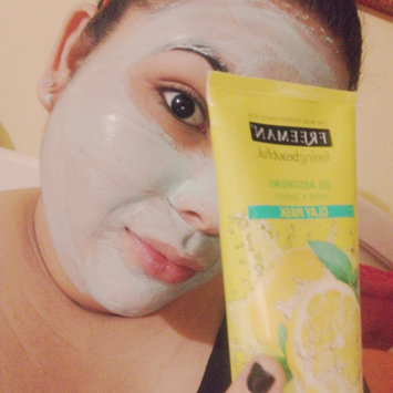 Photo of Freeman Feeling Beautiful Clay Mask Mint & Lemon uploaded by Bridgid B.