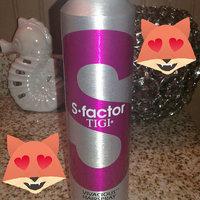 TIGI S-Factor Vivacious Hairspray uploaded by Lexi W.