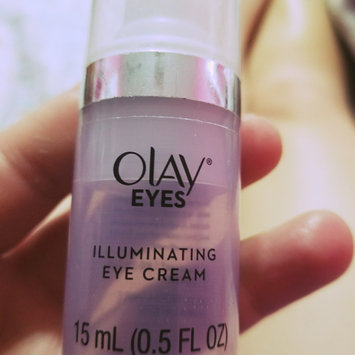 Photo of Olay Eyes Illuminating Eye Cream uploaded by crystal g.
