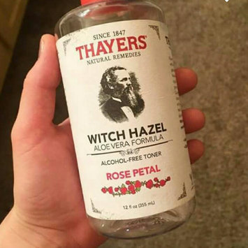 Photo of Thayers Alcohol-Free Rose Petal Witch Hazel Toner uploaded by Sarah M.