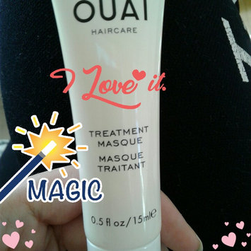 Photo of OUAI Treatment Masque uploaded by Heather L.
