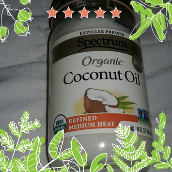 Photo of Spectrum Coconut Oil Organic uploaded by Lexi W.