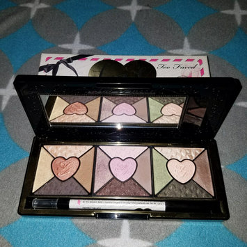 Too Faced Love Eyeshadow Palette uploaded by Nashia R.