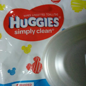 Photo of Huggies® Simply Clean Fresh Baby Wipes uploaded by Ashton C.
