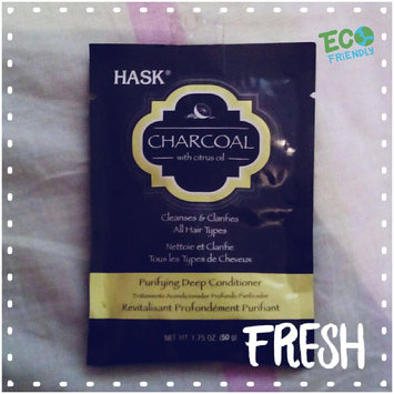 Photo of Hask Charcoal Clarifying Conditioner uploaded by eloisa m.