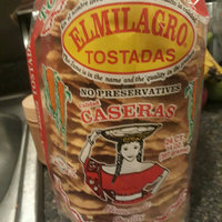El Millagro Homestyle Tostados - 14 oz uploaded by Denisse G.