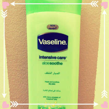 Vaseline® Intensive Care™ Aloe Soothe Lotion uploaded by Menna A.