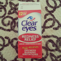 Clear eyes Redness Relief Eye Drops uploaded by Madison L.