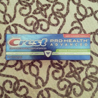 Crest Pro-Health Advanced Active Strengthening Toothpaste uploaded by Madison L.
