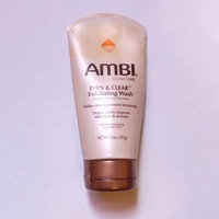 Ambi Even & Clear Exfoliating Wash, 5 oz uploaded by Giselle c.