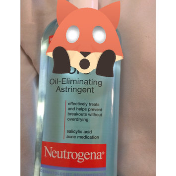 Photo of Neutrogena Clear Pore Oil-Controlling Astringent uploaded by Kasey J.