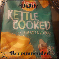 LAY'S® Kettle Cooked Sea Salt & Vinegar Flavored Potato Chips uploaded by Patience G.