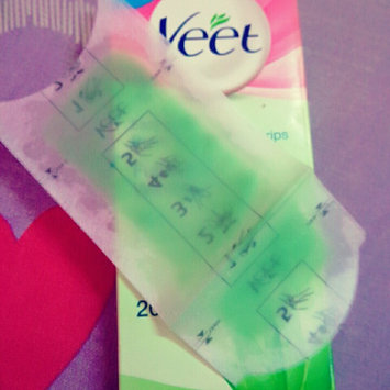 Photo of Veet Cold Wax Hair Removal Strips, Normal To Dry Skin Formula uploaded by Nazra N.